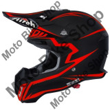 MBS AIROH HELM MX TERMINATOR 2.1 FIT ORANGE MATT NLB!!!, orange, XL=61-62, Cod Produs: T2FT32XLAU