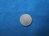 50 BANI 1910, Argint