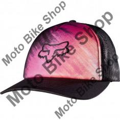 MBS FOX GIRL KAPPE SNAPBACK HYPED TRUCKER, black, One Size, Cod Produs: 18614001AU - Sapca Dama