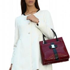 BL152-2 Palton cu maneci lungi si nasturi in fata - Palton dama, Marime: M, S/M