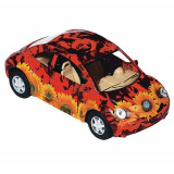 Masinuta Die Cast VW New Beetle 1:30 ROSU