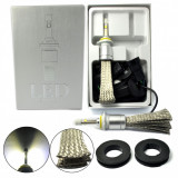 Kit led CREE N9 80w 9600lm H1 H7 H11 fara radiator racire prin cupru