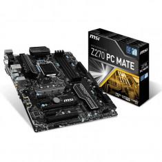 Placa de baza MSI Z270 PC Mate, ATX, Intel Z270, LGA 1151