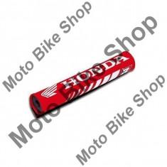 MBS Burete ghidon BlackBird Honda, rosu, 22mm, Cod Produs: BB5042R60AU - Protectie ghidon Moto