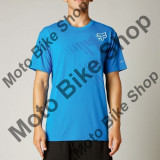 MBS FOX T-SHIRT SAVANT TECH, blue, M, Cod Produs: 12758002MAU, Maneca scurta