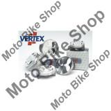 MBS Piston Yamaha YZF250/05-07=WRF250/01-13, C=76.96MM, Cod Produs: 3127CAU