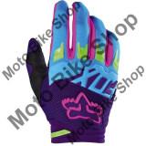 MBS Manusi motocross copii Fox Dirtpaw Vicious Le, albastru, KL, Cod Produs: 18164002LAU