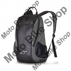 MBS Rucsac Alpinestars Lite, negru, 19 L, Cod Produs: 1016910001018AU - Rucsac moto