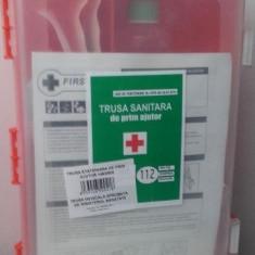 Trusa medicala sigilata, in garantie