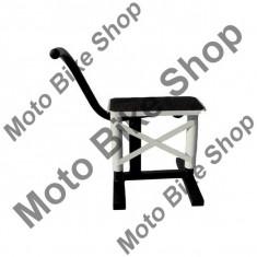 MBS Stender moto Enduro / Cross, alb, Cod Produs: MOD1AWAU - Elevator motociclete