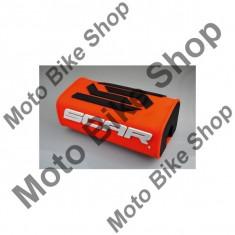 MBS SCAR LENKERPOLSTER 3D, orange-fluo, Cod Produs: SMSOORAU - Protectie ghidon Moto