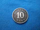 10 BANI 1900, Nichel