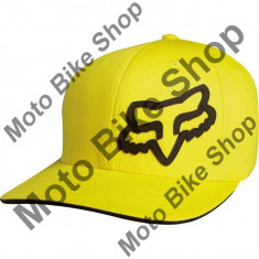 MBS FOX KINDER KAPPE FLEXFIT SIGNATURE, yellow, XS/S=One Size, Cod Produs: 68138005AU