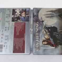 Film DVD - Van Helsing - steelbook edition - Film actiune, Engleza