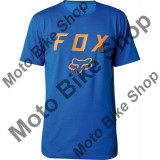 MBS FOX T-SHIRT CONTENTED TECH, dusty blue, M, Cod Produs: 20461157MAU