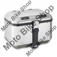 MBS GIVI TOPCASE TREKKER DOLOMITI, alu, 46 LITER, Cod Produs: DLM46AAU - Top case - cutii Moto