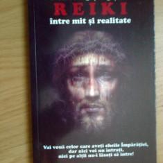 D10 Reiki, intre mit si realitate - Ovidiu-Dragos Argesanu - Carte ezoterism