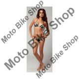 MBS FOX GIRL BIKINI HOSCHEN TWISTED SIDE TIE, multicolor, DM, Cod Produs: 03954001MAU, Slip