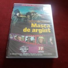 FILM DVD MASCA DE ARGINT - Film actiune, Romana