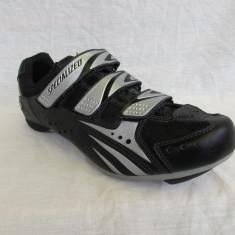 Pantofi ciclism sosea SPECIALIZED GB, marime 42 (27 cm) - Pantofi barbat, Culoare: Negru