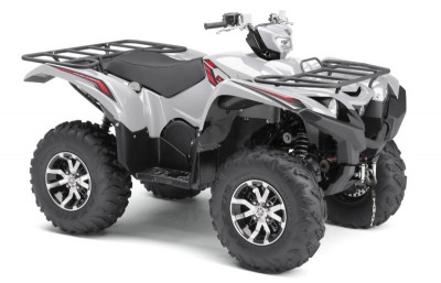 Yamaha Grizzly 700 EPS LE '18 foto