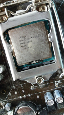 Procesor I5 3570s /Gaming /up to 3.8 Ghz /Socket 1155 -ieftin foto