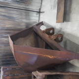Cupa Trapez Excavator 10-18T, Echipamente constructii