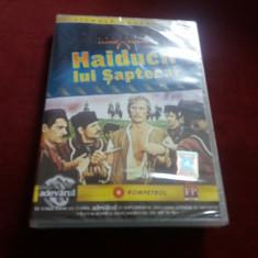 FILM DVD HAIDUCII LUI SAPTECAI - Film actiune, Romana