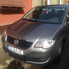 Volkswagen Touran 2007, Motorina/Diesel, 227800 km, 1900 cmc
