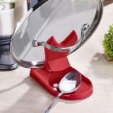 Suport pentru capac si lingura - Suport laptop