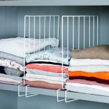 2 separatoare pentru rafturi cu haine