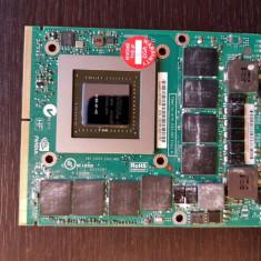 Placa Video GDDR5 HP Quadro K3100M N15E-Q1-A2 4GB MXM Video 728557-001 4GB - Placa video PC NVIDIA, nVidia