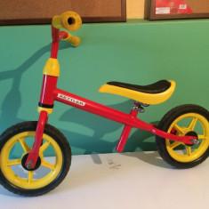 Bicicleta fara pedale Kettler - Bicicleta copii Kettler, 10 inch, Numar viteze: 1