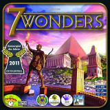 7 Wonders / Concept  boardgames / jocuri societate