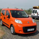 FIAT QUBO 1.3 MJT, DOBLO, Motorina/Diesel, Portocaliu