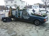 Dric masina funerară, GRANADA, Motorina/Diesel, Break