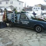 dric masina funerară
