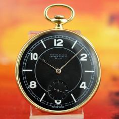 Ceas Ulysse Nardin Aur 18K - CITITI DESCRIEREA - Ceas de buzunar vechi