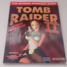 Tomb Raider II - STRATEGY GUIDE