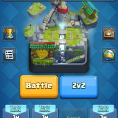 Vând cont clash royale arena 10 4 legendare