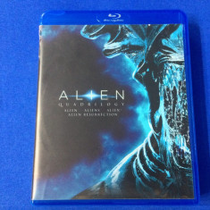 Colectia completa Alien (4 filme BluRay-romana), pachet NOU ! - Film SF FOX