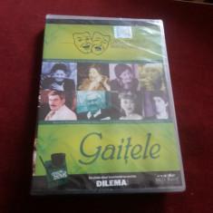 DVD GAITELE - Teatru, Romana