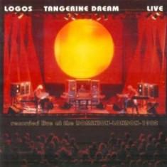 Tangerine Dream LogosLive At Dominion SBM remastered (cd) - Muzica House