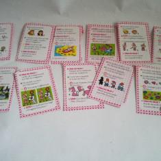 13 cartonase Le Quiz Les P'tites Princesses, limba franceza