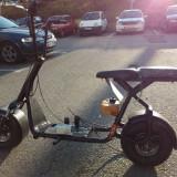 Scuter Harley fără motor!