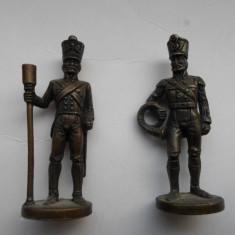 Sodati kinder din metal/ miniaturi colectie - 2 buc - Miniatura Figurina