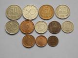 LOT 12 MONEDE DIFERITE BULGARIA, Europa