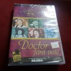 DVD DOCTOR FARA VOIE - Teatru, Romana