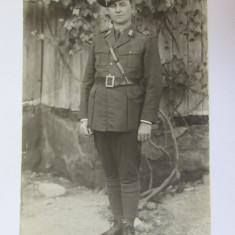 Carte postala foto 139 x 88 mm subofiter graniceri 1939 - Fotografie veche