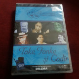 DVD  TAKE IANKE SI CADIR